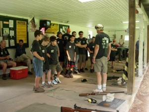 Youth Field Day @ Bucks County Fish & Game Club